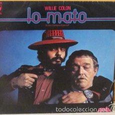 Discos de vinilo: WILLIE COLON - LO MATO DISCOPHON - 1974. Lote 98791607