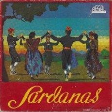 Discos de vinilo: SARDANAS. Lote 58338905