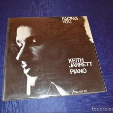 Discos de vinilo: FACING YOU - KEITH JARRET. Lote 58340512