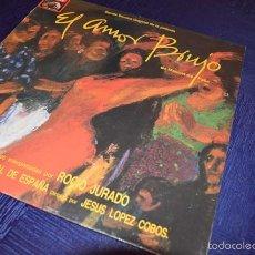 Discos de vinilo: EL AMOR BRUJO DE MANUEL DE FALLA. Lote 58340720