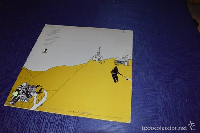 Discos de vinilo: THE HISSING OF SUMMER LAWNS - JONI MITCHELL - Foto 2 - 58340754