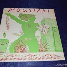 Discos de vinilo: MOUSTAKI. Lote 58340761