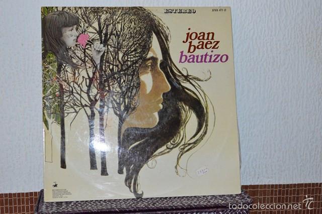 BAUTIZO - JOAN BAEZ (Música - Discos - Singles Vinilo - Country y Folk)