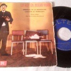 Discos de vinilo: DISCO SINGLE EP AÑOS 60 4 CANCIONES. Lote 58348883