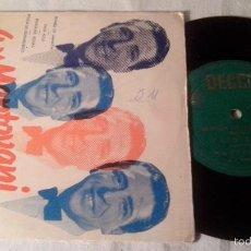 Discos de vinilo: DISCO SINGLE EP AÑOS 60 4 CANCIONES. Lote 58348899