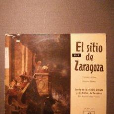 Discos de vinilo: DISCO - VINILO - EP - EL SITIO DE ZARAGOZA - BANDA POLICIA ARMADA Y TRAFICO DE BARCELONA -. Lote 58349458