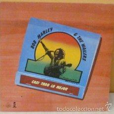 Discos de vinilo: BOB MARLEY & THE WAILERS - CASI LO MEJOR ISLAND PROMOCIONAL - 1978. Lote 58349910
