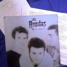 Discos de vinilo: LAS RUEDAS - SON PARA TI. LP 1990. Lote 58352706