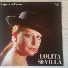 Discos de vinilo: LOLITA SEVILLA . Lote 58354713