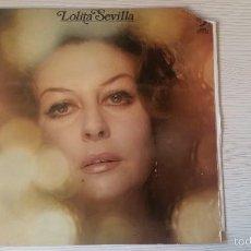 Discos de vinilo: LOLITA SEVILLA . Lote 58354720