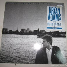 Discos de vinilo: DISCO. BRYAN ADAMS. INTO THE FIRZ. 1987. BUEN ESTADO. A&M RECORDS, LOS ANGELES. Lote 58354965