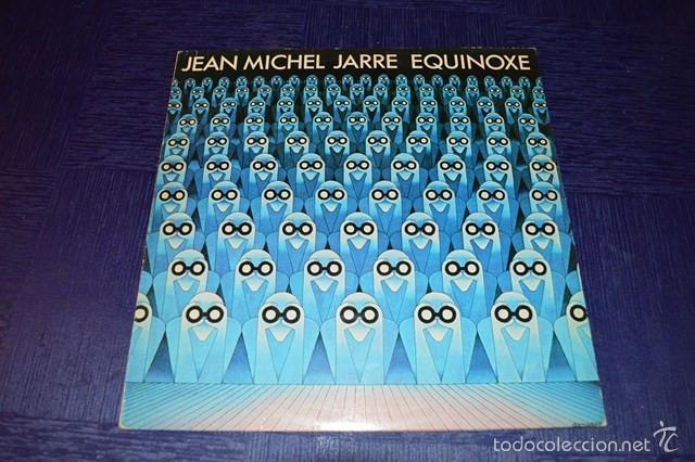 JEAN MICHEL JARRE - EQUINOXE (Música - Discos - Singles Vinilo - Jazz, Jazz-Rock, Blues y R&B)