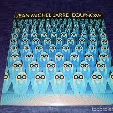 Discos de vinilo: JEAN MICHEL JARRE - EQUINOXE. Lote 58357750