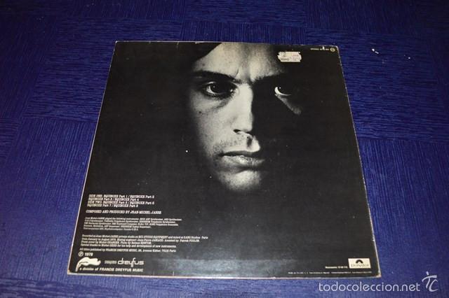 Discos de vinilo: JEAN MICHEL JARRE - EQUINOXE - Foto 2 - 58357750