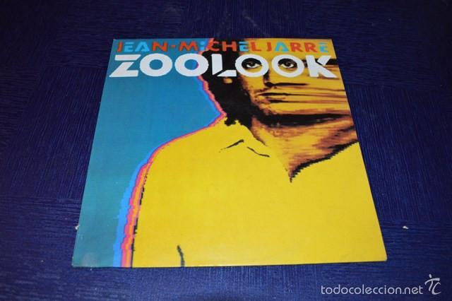JEAN MICHEL JARRE - ZOOLOOK (Música - Discos - Singles Vinilo - Jazz, Jazz-Rock, Blues y R&B)