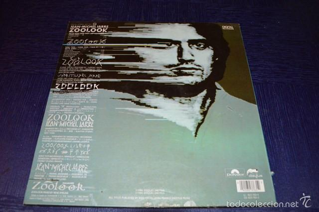 Discos de vinilo: JEAN MICHEL JARRE - ZOOLOOK - Foto 2 - 58357756