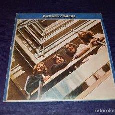 Discos de vinilo: THE BEATLES / 1967 - 1970. 1973. APPLE RECORDS 1 J 162-05.909/10. 2 LP 33 RPM EN ESTUCHE ABIERTO. Lote 58357856