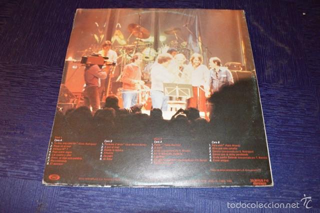 Discos de vinilo: LUIS EDUARDO AUTE -ENTRE AMIGOS - Foto 3 - 58357891