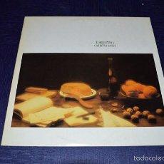 Discos de vinilo: TOMEU PENYA - CARRITX I ROSES. Lote 58357910