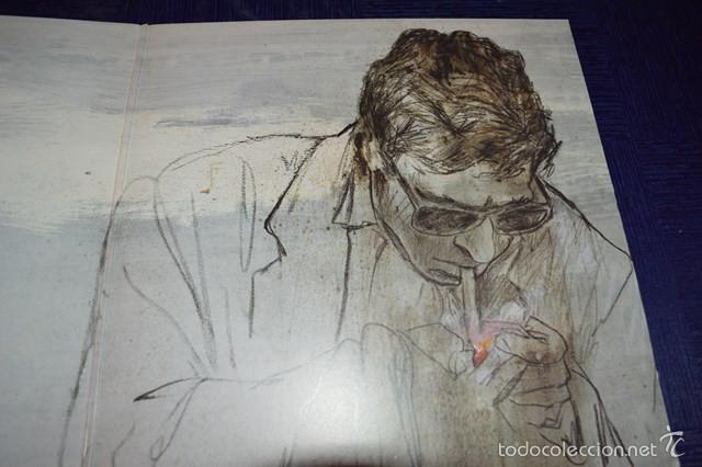 Discos de vinilo: JOAQUIN SABINA - EL HOMBRE DEL TRAJE GRIS - Foto 3 - 58357927