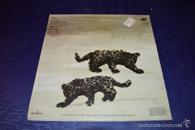 Discos de vinilo: JOAQUIN SABINA - EL HOMBRE DEL TRAJE GRIS - Foto 4 - 58357927
