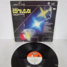Discos de vinilo: FRANK CHACKSFIELD Y SU ORQUESTA - LAS NUEVAS CANDILEJAS - LP - DECCA 4 FASES 1966 SPAIN. Lote 58367463