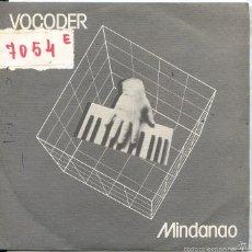 Discos de vinilo: VOCODER / MINDANAO / AMOR DE ROBOT (SINGLE PROMO 1985). Lote 58367676