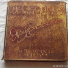 Discos de vinilo: DIRE STRAITS CAJA 4 LPS SELLO VERTIGO EDITADA EN ESPAÑA. Lote 58373570