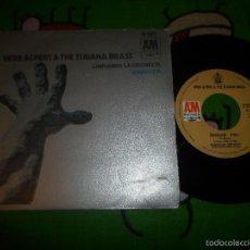 Disques de vinyle: HERB ALPERT & THE TIJUANA BRASS .- LIMPIANDO LA ORQUESTA. Lote 58373725