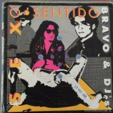 Discos de vinilo - BRAVO & DJ'S - SEX O SENTIDO - 58377294