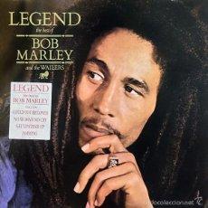 BOB MARLEY AND THE WAILERS LP LEGEND REEDICION FRANCIA GATEFOLD
