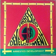 Discos de vinilo: ARRESTED DEVELOPMENT : TENNESSEE (REMIX) [ESP 1993]. Lote 58383149