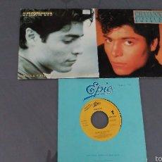 Discos de vinilo: LOTE 3 SINGLES CHAYANNE. Lote 58384674