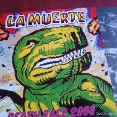 Discos de vinilo: LA MUERTE DEATH RACE 2000. Lote 58387956
