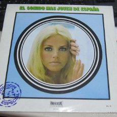 Discos de vinilo: LP. EL SONIDO MAS JOVEN DE ESPAÑA. EDICION ESPECIAL. 1971. UNIVERSAL, MADRID. Lote 58388836