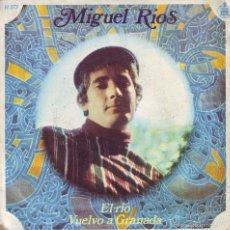 Discos de vinilo: MIGUEL RIOS -- SINGLE. Lote 58389710