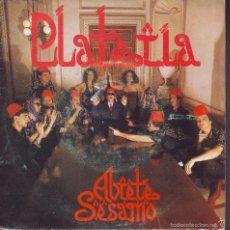 Discos de vinilo: PLATERIA -- SINGLE. Lote 58389993