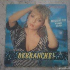 Discos de vinilo: FRANCE GALL - DEBRANCHE! LP VINILO.. Lote 58393087