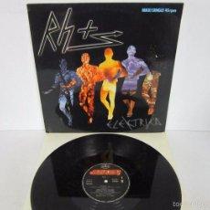 Discos de vinilo: RH + - ELEKTRIKA - MX - MERCURY 1984 SPAIN. Lote 58395397