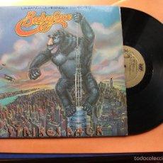 Discos de vinilo: BABYFACE LA BANDA DE PIFANOS Y TAMBORES. STRIKES BACK LP 1977 ATLANTIC EDICION ESPAÑOLA SPAIN. Lote 58399342