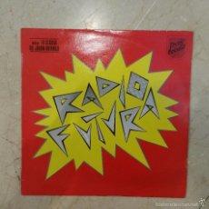 Discos de vinilo: DISCO VINILO RADIO FUTURA 1986 EXCELENTE ESTADO. Lote 58401913