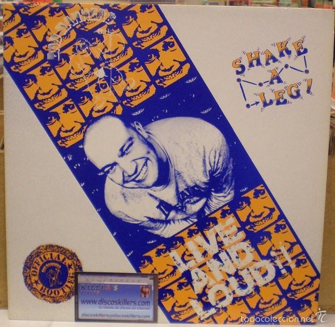 BAD MANNERS - LIVE AND LOUD! - LP EDICIÓN UK (Música - Discos de Vinilo - EPs - Reggae - Ska)