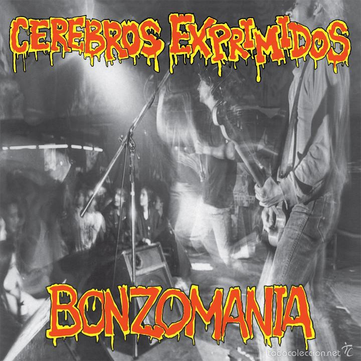 LP CEREBROS EXPRIMIDOS BONZOMANIA PUNK VINILO (Música - Discos - LP Vinilo - Punk - Hard Core)