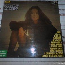Disques de vinyle: LO MEJOR DE MASSIEL. Lote 58408141