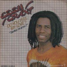 Discos de vinilo: EDDY GRANT,DO YOU FEEL MY LOVE DEL 81 PROMO. Lote 98607167