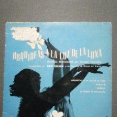 Discos de vinilo: DISCO - VINILO - EP - GERI GALIAN Y CONJUNTO - ORQUIDEAS A LA LUZ DE LA LUNA - RCA. Lote 58410297