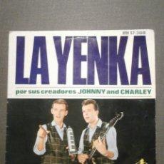 Discos de vinilo: DISCO - VINILO - EP - LA YENKA - POR SUS CREADORES - EH NENA + 3 - HISPAVOX - 1954. Lote 58410878
