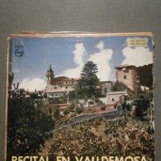 Discos de vinilo: DISCO - VINILO - EP - RECITAL EN VALLDEMOSA - J. TORDESILLAS - PIANO - PHILIPS - 1959. Lote 58411001