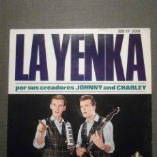 Discos de vinilo: DISCO - VINILO - EP - LA YENKA - POR SUS CREADORES - EH NENA + 3 - HISPAVOX - 1954. Lote 58411449