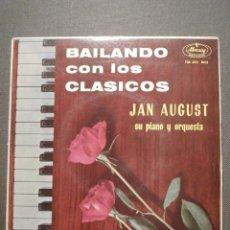 Discos de vinilo: DISCO - VINILO - EP - JAN AUGUST - BAILANDO CON LOS CLÁSICOS - RAPSODIA HUNGARA Nº 2 - MERCURY, 1962. Lote 58411743